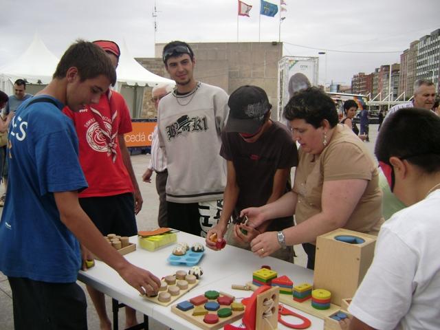 IV Feria Asociaciones_Playa de Poniente